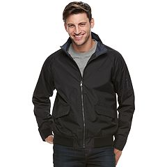 Men's IZOD Lightweight Hooded Jacket