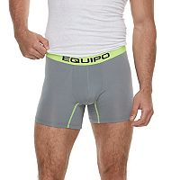 Men's equipo 2-Pack Print Mesh Boxer Briefs