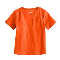 Baby Boy Jumping Beans® Slubbed Pocket Tee