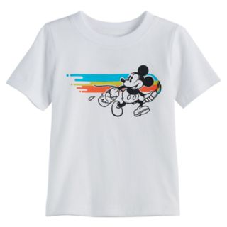 Disney's Mickey Mouse Baby Boy Paint Graphic Tee by Jumping Beans®