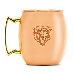 Chicago Bears Copper Moscow Mule Mug
