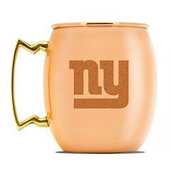 New York Giants Copper Moscow Mule Mug