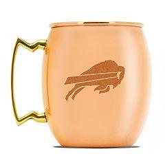 Buffalo Bills Copper Moscow Mule Mug