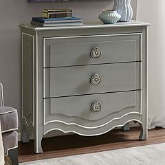 Madison Park Castro 3-Drawer Dresser