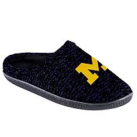 Men's Forever Collectibles Michigan Wolverines Slippers