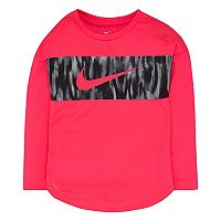 Toddler Girl Nike Dri-FIT Graphic Tee