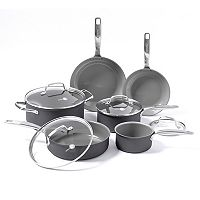 GreenPan Chatham 10 pc Nonstick Ceramic Cookware Set