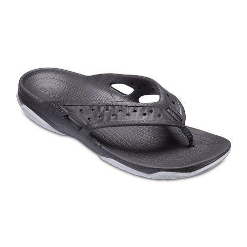 a564a357a260 Crocs Swiftwater Deck Men s Flip Flop Sandals
