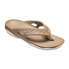 Crocs Swiftwater Deck Men's Flip Flop Sandals