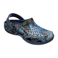 Crocs Swiftwater Kryptek Neptune Deck Men's Camouflage Clogs