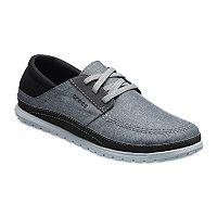 Crocs Santa Cruz Playa Men's Boat Shoes