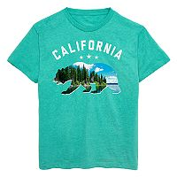 Boys 8-20 California Republic Graphic Tee