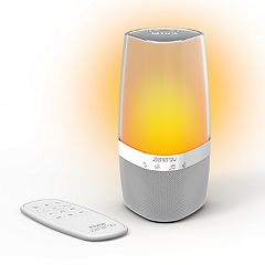 iHome Zenergy Aroma Bluetooth Speaker with Lighting