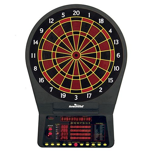 CricketPro 800 Electronic Talking Dartboard