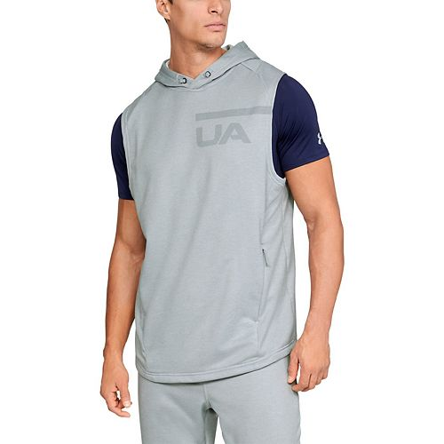7e9edae1d2 Men's Under Armour Terry Sleeveless Hoodie