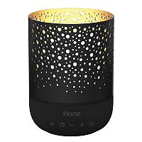iHome Zenergy Meditative Light & Sound Therapy Candle