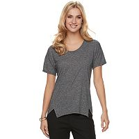 Women's Apt. 9® Vented High-Low Tee