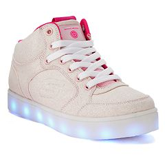 Skechers S Lights Energy Lights Limelightz Girl's High Tops
