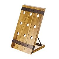 Gourmet Basics Monteray 9-Bottle Wine Rack