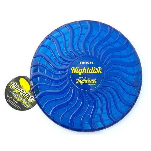 Tangle Blue NightDisk