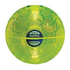 Tangle Green NightBall Basketball