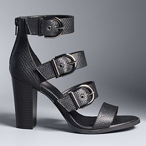 outlet get authentic Simply Vera Vera Wang ... Amsterdam Women's High Heel Sandals discount largest supplier cheap outlet clearance big discount factory outlet AwXeV0sZ