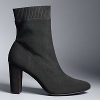 Simply Vera Vera Wang Vancouver Women's Ankle Boots