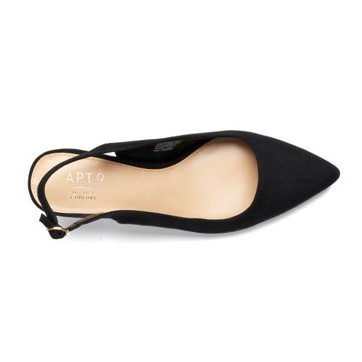 Apt. 9® Engineer Women's Slingback High Heels