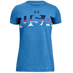Girls 7-16 Under Armour Americana 'USA' Graphic Tee