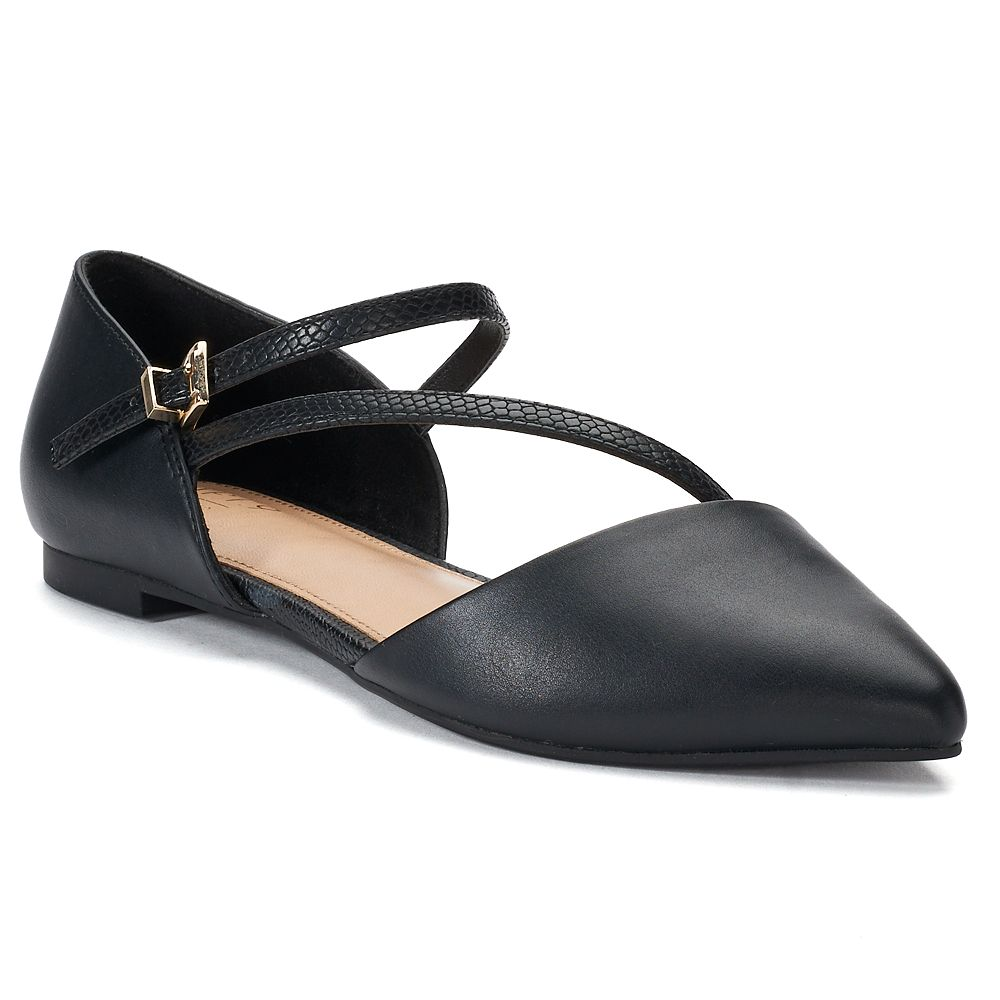 Apt. 9® Develop Women's ... D'orsay Flats discount fashion Style cheap under $60 cheap sale purchase uZAq96R
