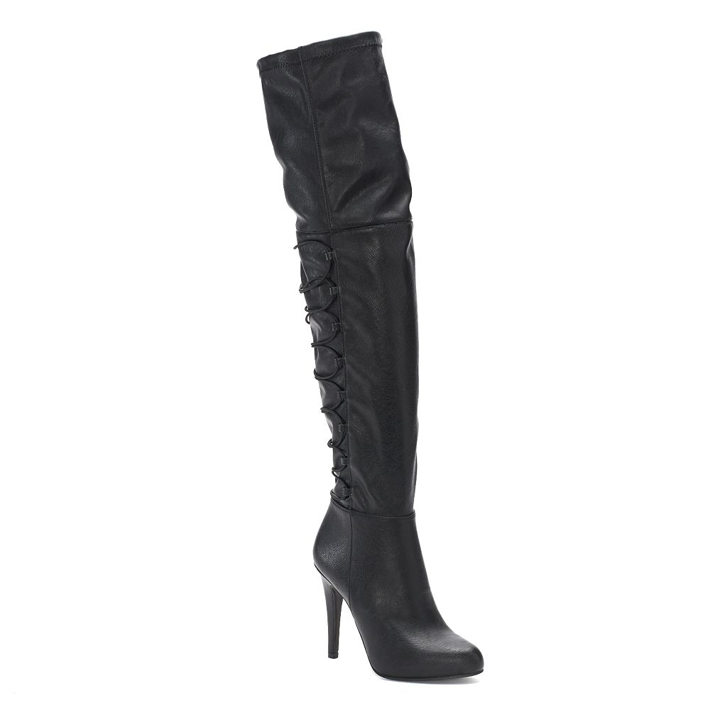 fe38303da84 Jennifer Lopez Azurite Women s Over-The-Knee Boots