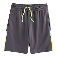 Boys 4-10 Jumping Beans® Active Pieced Shorts