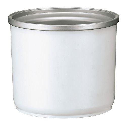 cuisinart ice cream maker freezer bowl instructions