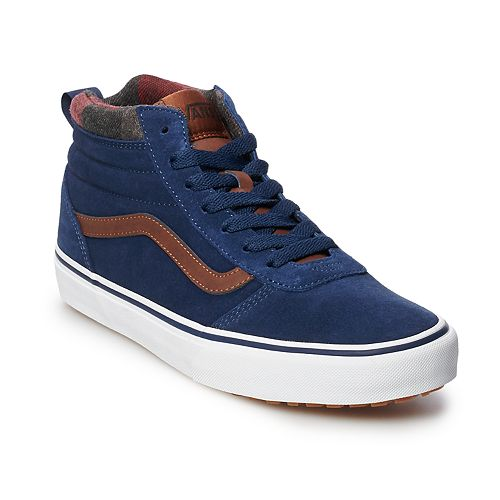 c3b4705aa1ccb7 Vans Ward Hi MTE Men s Water Resistant Skate Shoes