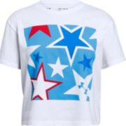 Girls 7-16 Under Armour Americana Stars Graphic Tee