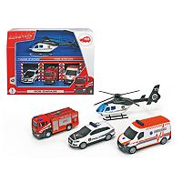Dickie Toys SOS Station Playset