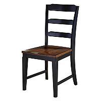 Hillsdale Furniture Avalon Dining Chair 2 pc Set