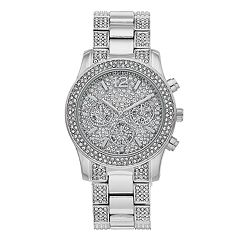 Women's Crystal Pave Watch