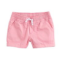 Toddler Girl Jumping Beans® Rolled Cuff Shorts