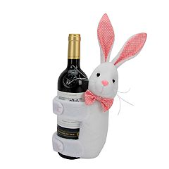 Celebrate Easter Together Bunny Wine Bottle Hugger