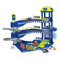 Dickie Toys Police Station Playset