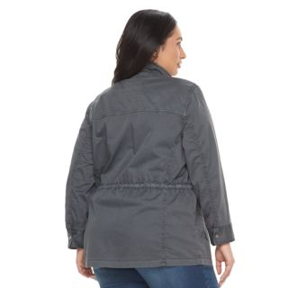 Plus Size SONOMA Goods for Life? Utility Jacket