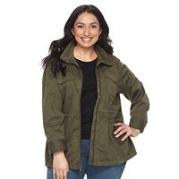 Plus Size SONOMA Goods for Life™ Utility Jacket