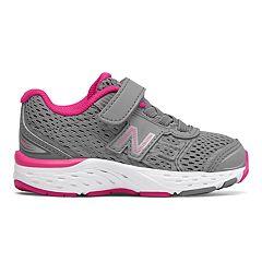 New Balance 680 v5 Toddler Girls' Sneakers