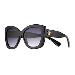 LC Lauren Conrad La Taqueria 2 56mm Oversized Square Sunglasses