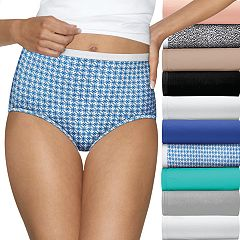 Hanes Ultimate Holiday Box 10-pack Brief Panties 40KP10