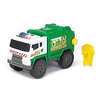 Dickie Toys Motorized Garbage Truck