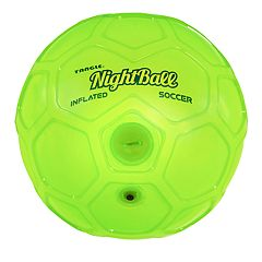 Tangle Green Night Soccer Ball
