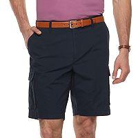 Big & Tall Apt. 9® Premier Flex Regular-Fit Stretch Cargo Shorts