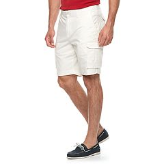 Big & Tall Apt. 9® Premier Flex Regular-Fit Stretch Cargo Shorts